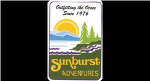 Sunburst Adventures logo