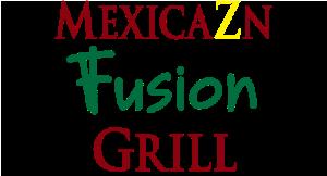 Mexicazn Fusion Grill logo