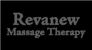 Revanew Massage Therapy logo