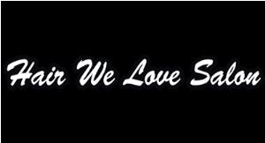 Hair We Love Salon logo