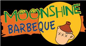 Moonshine Barbeque logo