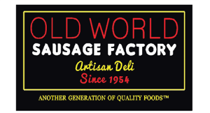 Old World Sausage Factory logo