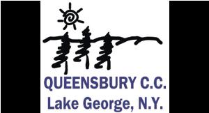Queensbury C.C. logo