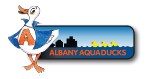 Albany Aqua Ducks & Trolleys logo