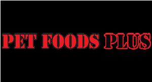 Pet Foods Plus logo