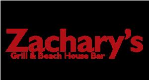 Zachary's Grill & Beach House Bar logo