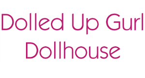 Dolled Up Gurl Dollhouse logo