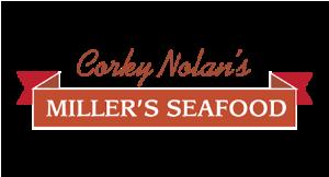 Miller's Seafood logo