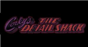 Corky's Detail Shack logo