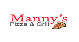 Manny's Pizza & Grill logo