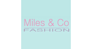 Miles & Co Fashion logo