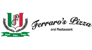 Ferraro's Pizza and Restaurant logo