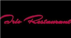 Trio Restaurant and Bar logo