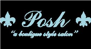 Posh Hair Salon and Spa logo