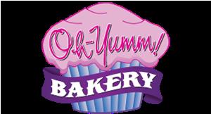 Oh Yumm Bakery logo