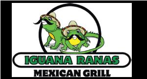 Iguana Ranas Mexican Grill logo