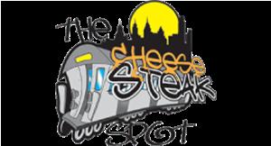 The Cheese Steak Spot logo