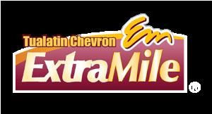 Tualatin Chevron logo
