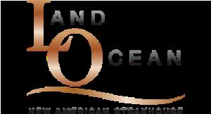Land Ocean logo