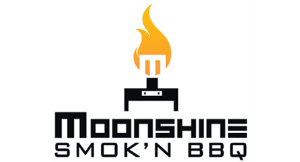 Moonshine Smok'n BBQ logo