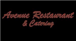 Avenue Restaurant logo