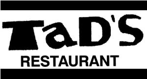 Tad's Restaurant logo