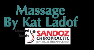 Massage By Kat Ladof logo