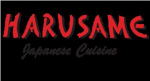 Harusame Japanese Cuisine logo