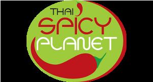 Thai Spicy Planet logo