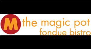 The Magic Pot Fondue Bistro logo