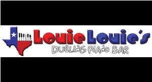 Louie Louie's Dueling Piano Bar logo