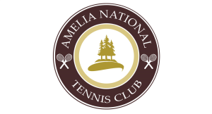 Amelia National Tennis logo