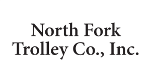 Wine Tour on North Fork Trolley logo