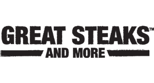 Great Steaks and More logo