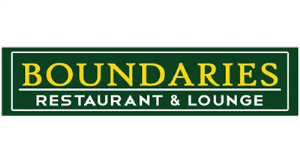 Boundaries Restaurant & Lounge logo