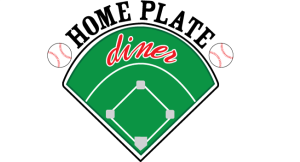 The Home Plate Diner logo