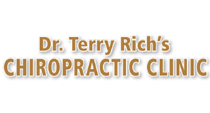 Dr. Terry Rich's Chiropractic Clinic logo