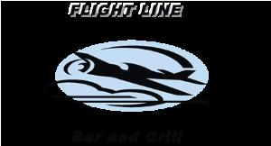 Flight Line Bar and Grill logo