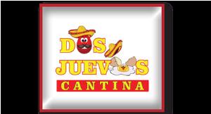 Dos Juevos Cantina logo