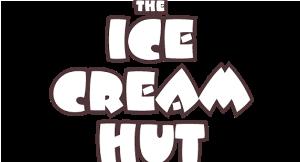 The Ice Cream Hut logo