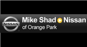 Mike Shad Nissan Rentals logo