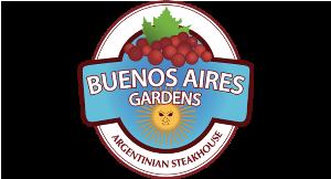 Buenos Aires Gardens logo