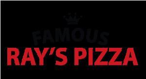 Famous Ray's Pizza logo