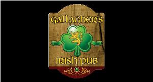 Gallagher's Irish Pub logo