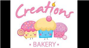 Creations Bakery logo