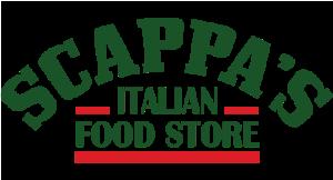 Scappa's Italian Food Store logo