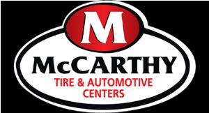Mccarthy Tire & Automotive Centers logo