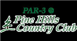 Pine Hills Country Club logo