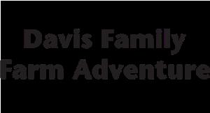 Davis Family Farm Adventure logo