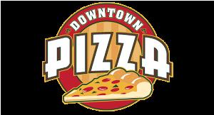 Downtown Pizza logo